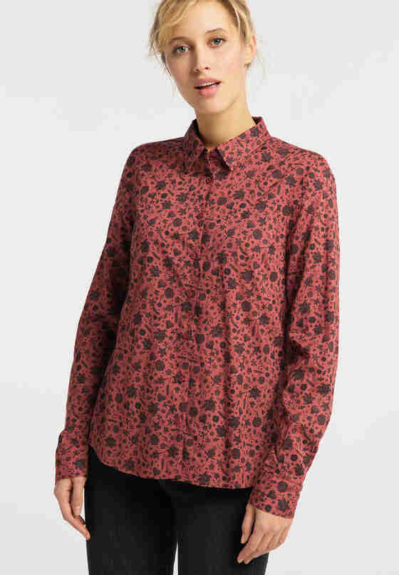 Bluse Bluse, Rot, model