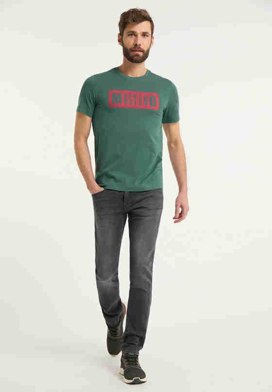T-Shirt Logoshirt, Grün, model