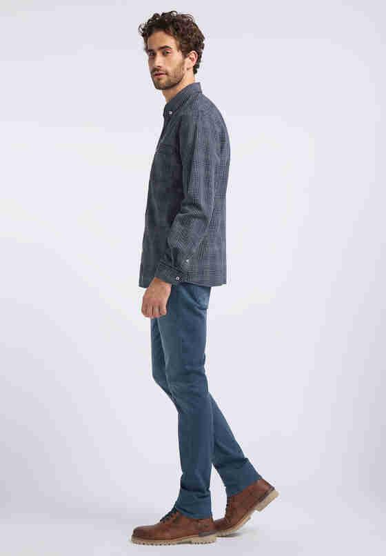 Hemd Casper BD Check, Blau, model