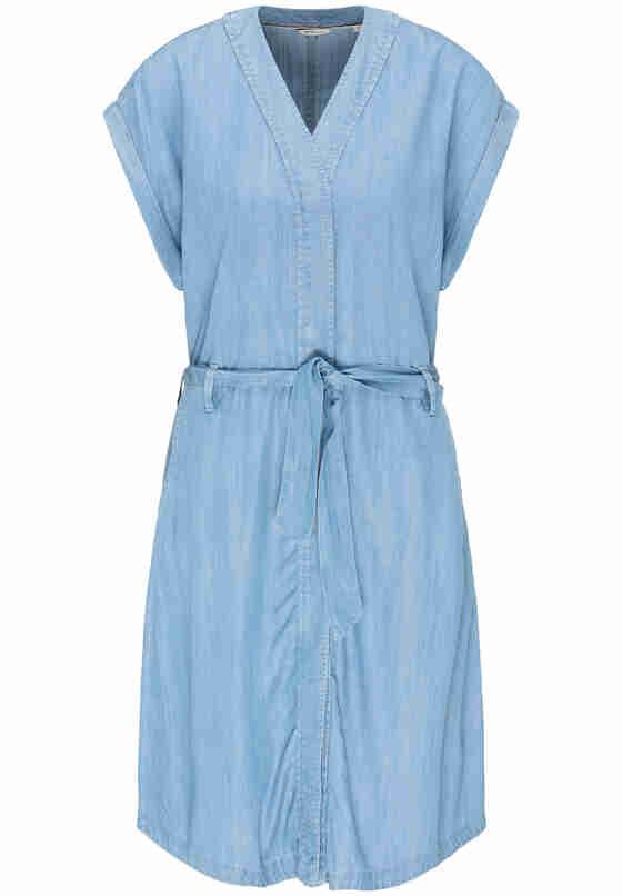 Kleid Lyocell Dress, Blau 300, bueste
