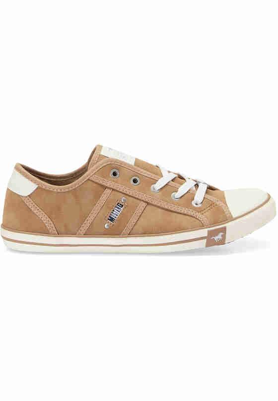 Schuh Sneaker, Braun, bueste
