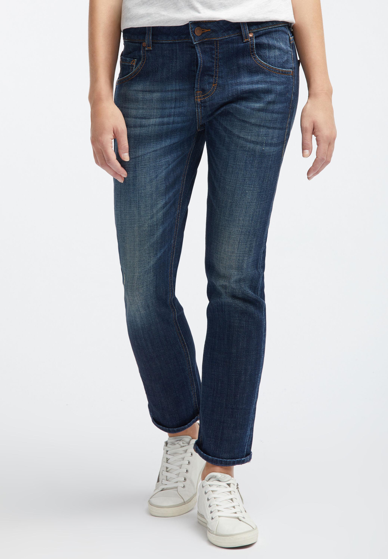 Straight Leg Jeans für Damen bei MUSTANG entdecken | True Denim