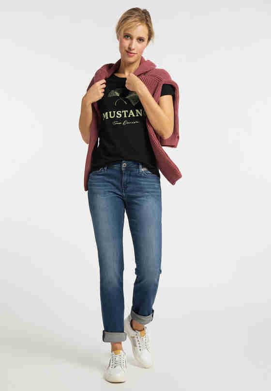 Hose Jasmin Slim, Blau 873, model