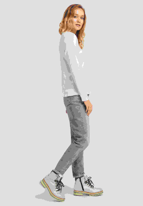 T-Shirt Basic-Longsleeve