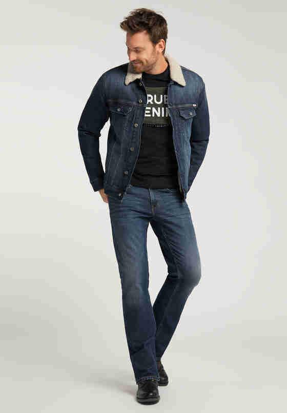 Jacke Jeansjacke, Blau 783, model