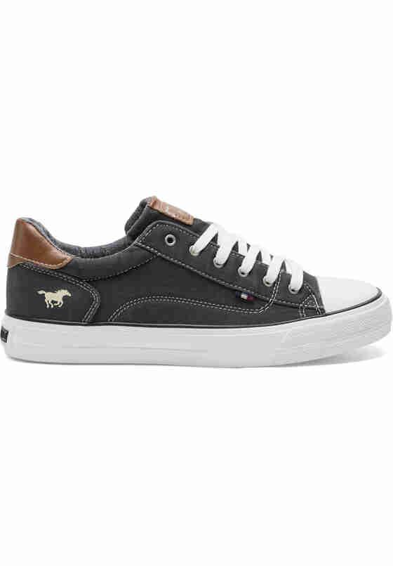 Schuh Schnürschuh, Schwarz, bueste