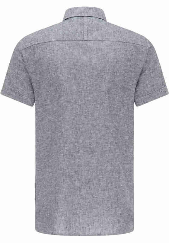 Hemd Chris Linen Shirt, Blau, bueste