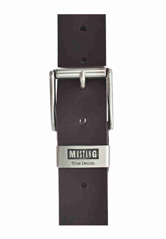 Accessoire Ledergürtel, Braun, bueste
