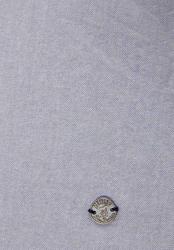 Hemd Langarm-Hemd, Blau, bueste