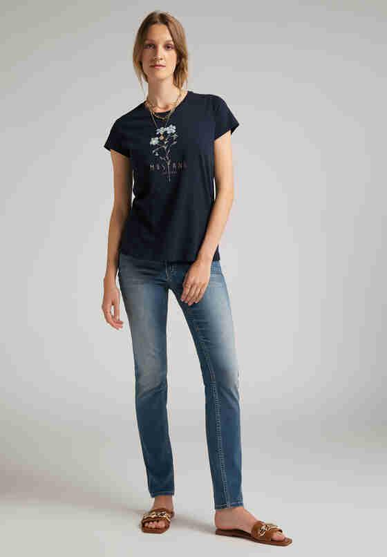 Hose Sissy Slim S&P, Blau 582, model