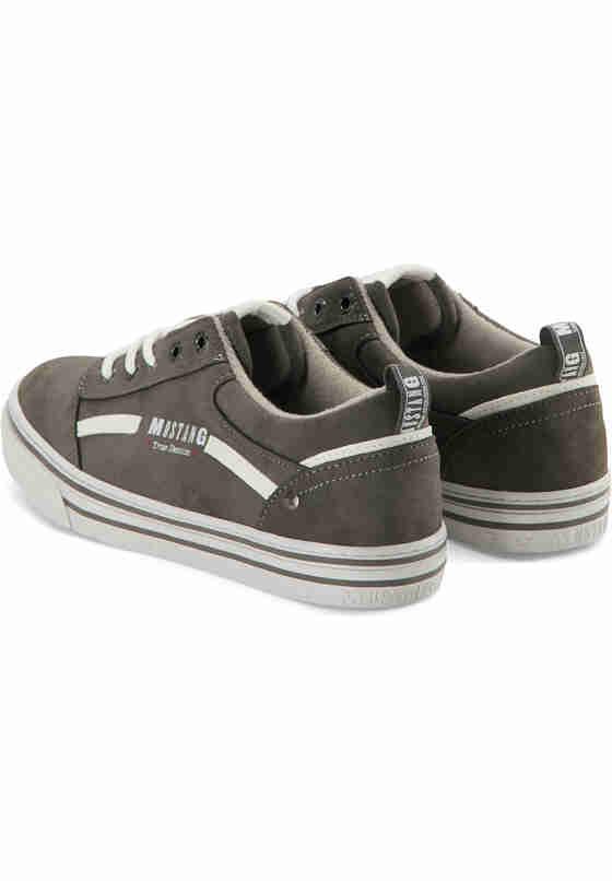 Schuh Sneaker, Grau, bueste
