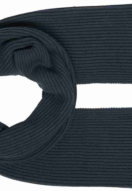 Accessoire Schal, Blau, bueste