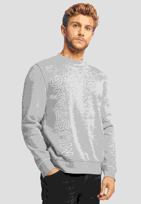 Sweatshirt Ben C Sporty Logo