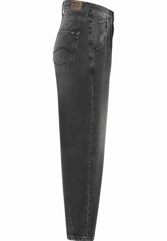 Hose Barrel Pants, Schwarz 980, bueste