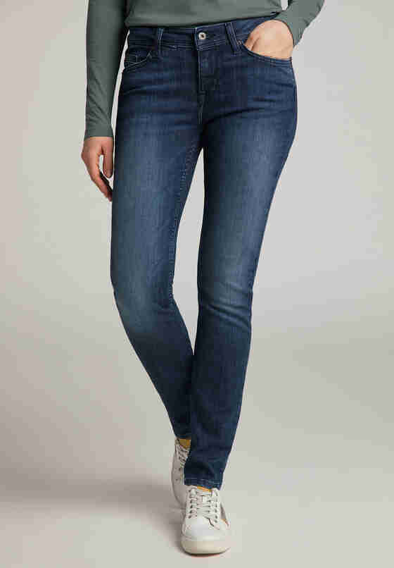 Hose Jasmin Slim, Blau 772, model