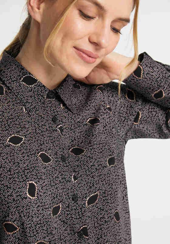 Bluse Bluse, Schwarz, model