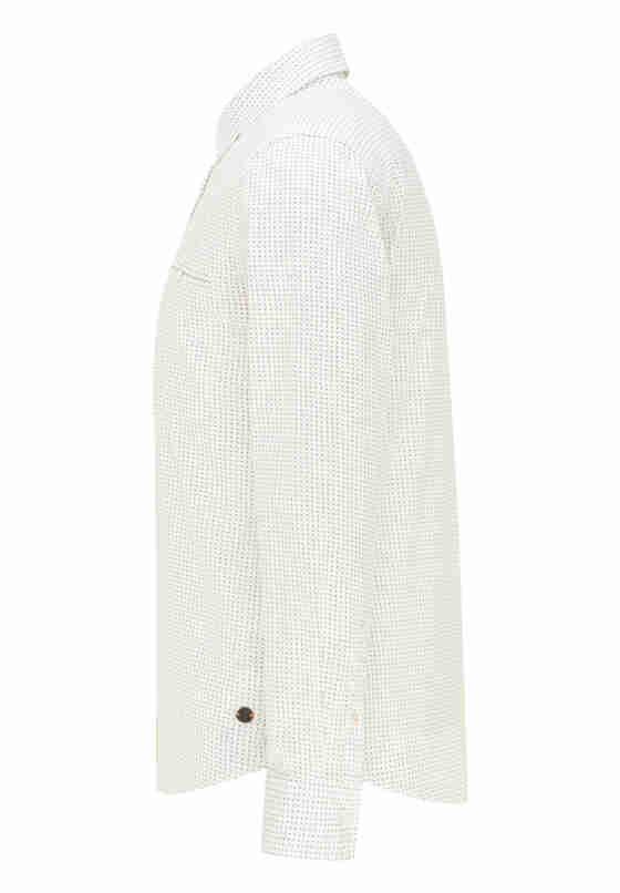 Hemd Langarmhemd, Weiß, bueste