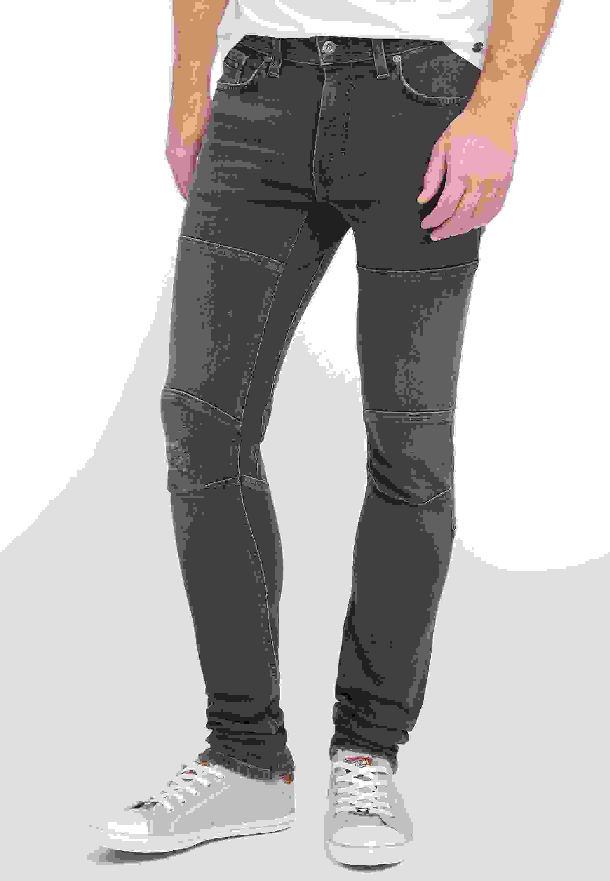 Hose Biker Denim