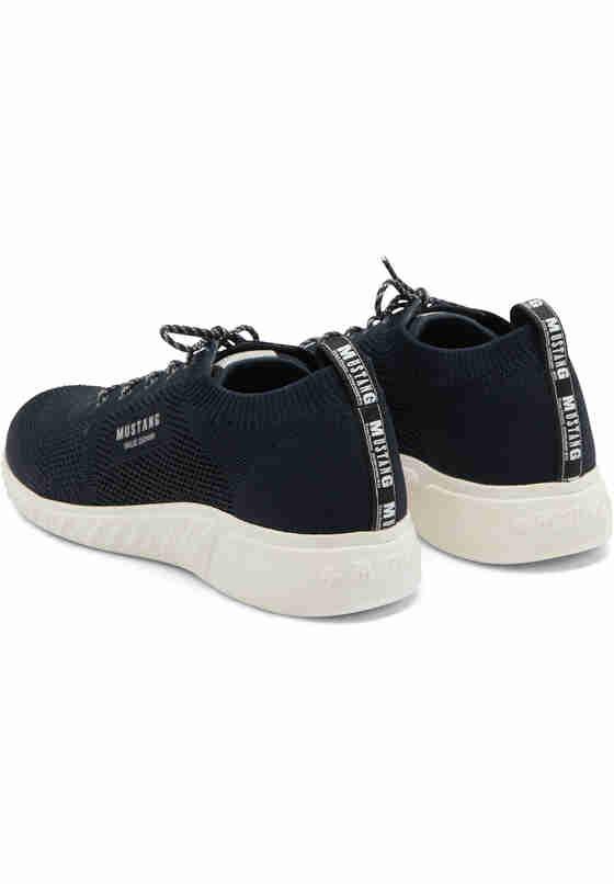 Schuh Schnürhalbschuh, Blau, bueste