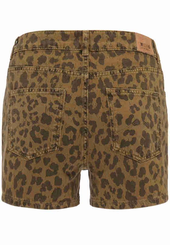 Hose High Waist Short, Bunt 086, bueste