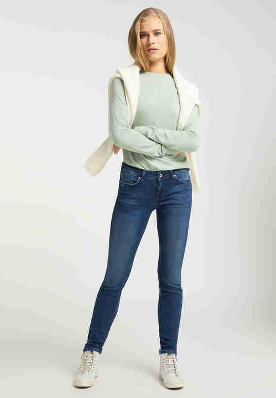 Hose Jasmin Jeggings, Blau 882, model