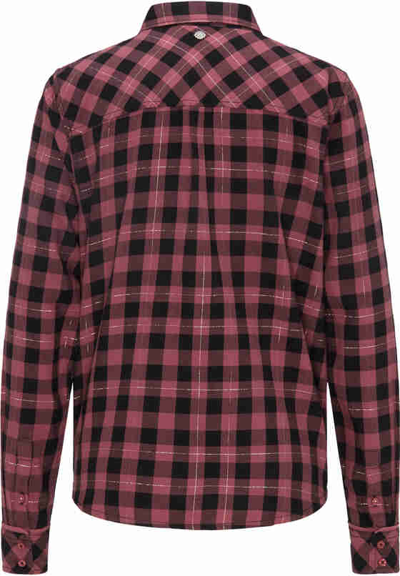 Bluse Karobluse, Rot, bueste