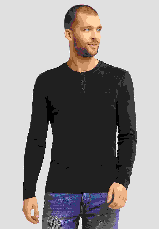 T-Shirt Anton H Henley