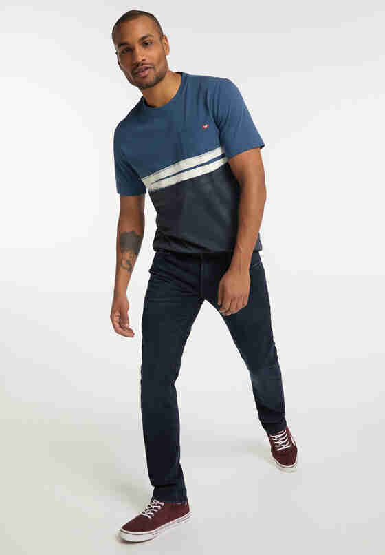 Hose Oregon Tapered, Blau 903, model