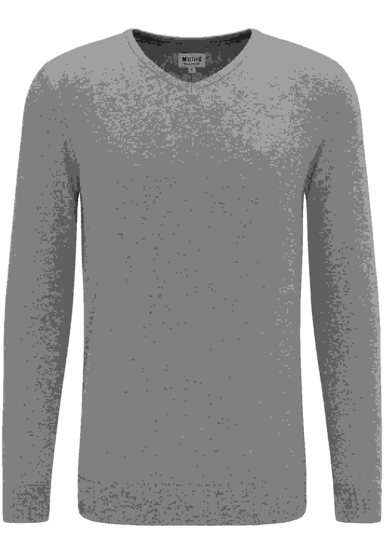 Sweater Basic V-Neck Jumper
