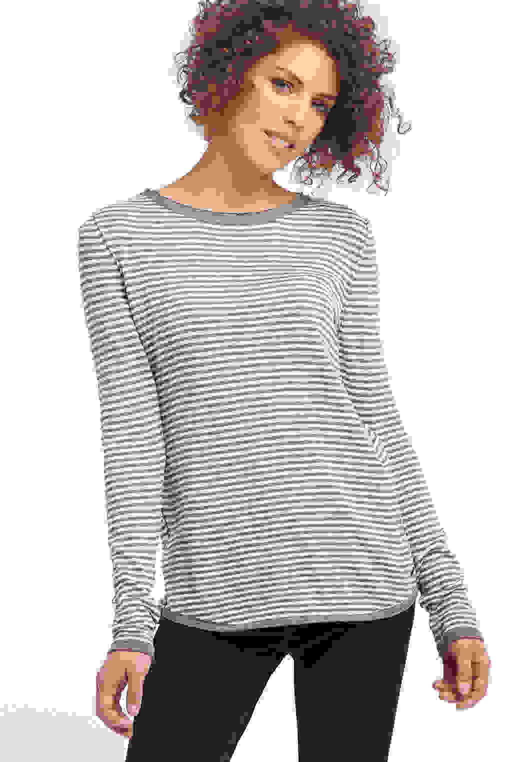 Sweater Streifenpullover
