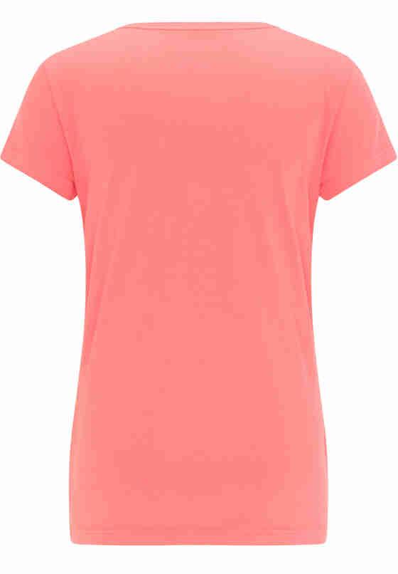 T-Shirt Print-Shirt, Rot, bueste