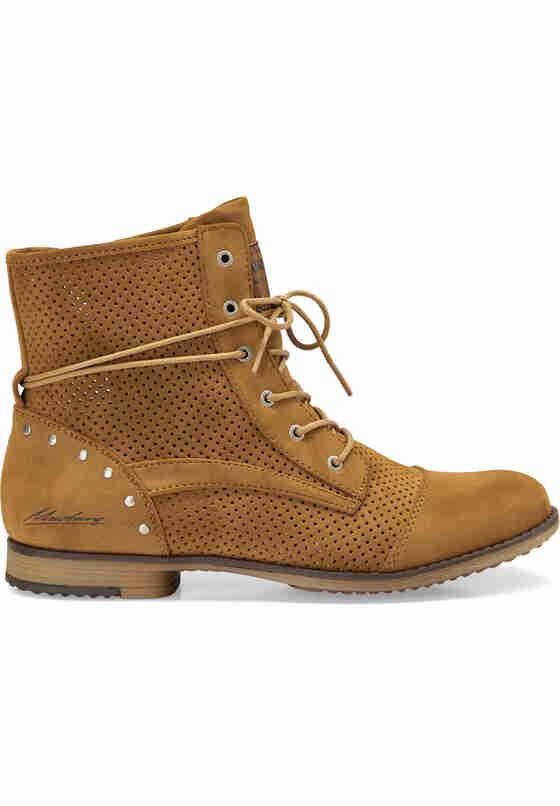 Schuh Boots, Braun, bueste