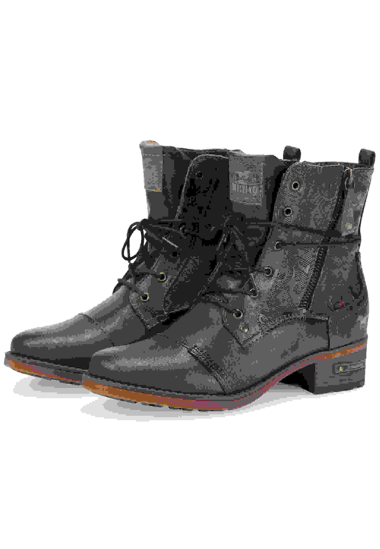 Schuh Schnür-Stiefelette