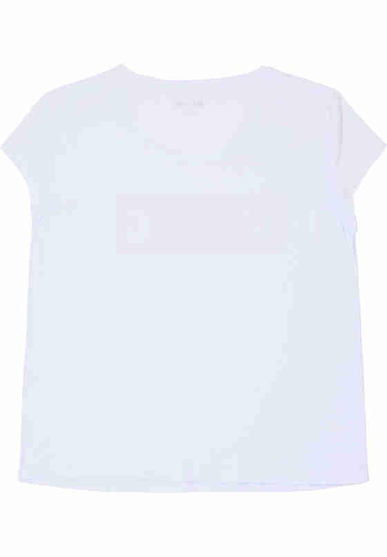 T-Shirt Alina C Logo Tee, Weiß, bueste