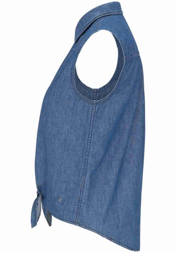 Hemd Tie Denim Shirt, Blau 686, bueste
