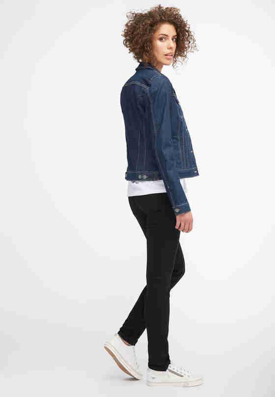 Jacke Jeansjacke, Blau, model