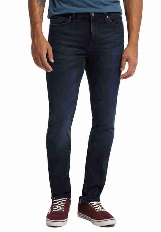 Hose Frisco, Blau 903, model