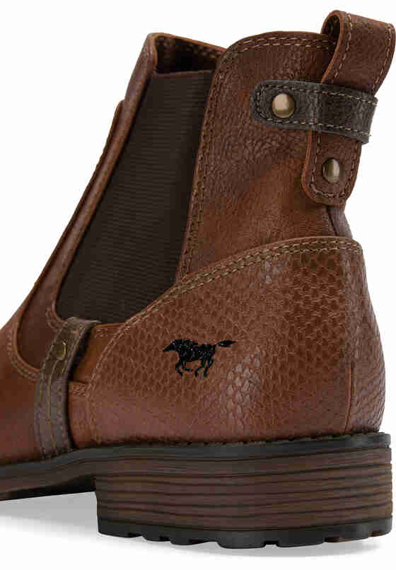 Schuh Chelsea Boot, Braun, bueste