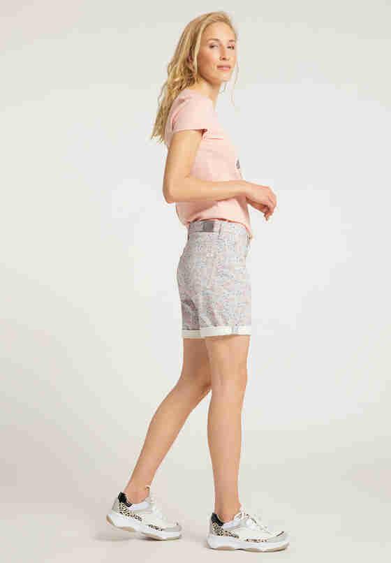 Hose Bermuda, Bunt, model