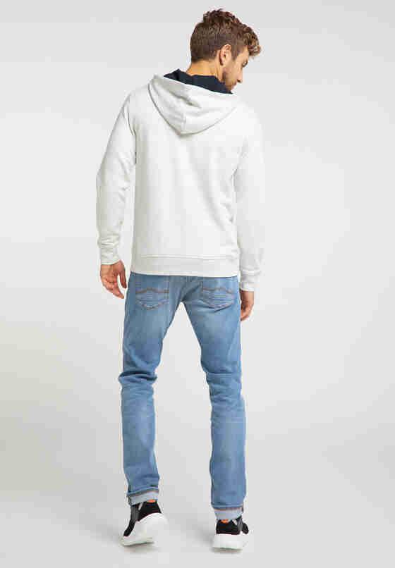 Sweatshirt Hoodie, Grau, model