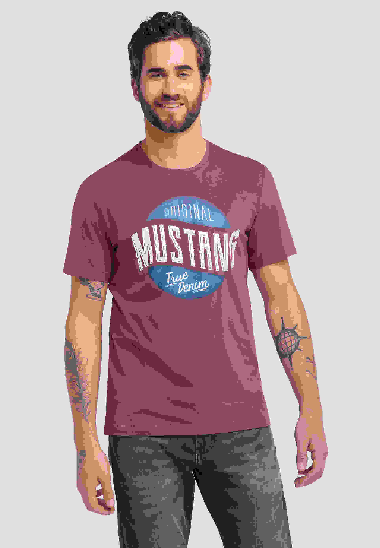 T-Shirt Crack Print Tee