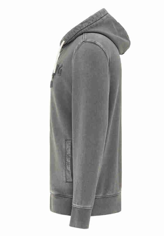 Sweatshirt Sweatjacke, Grau, bueste