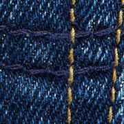 blau / stone washed