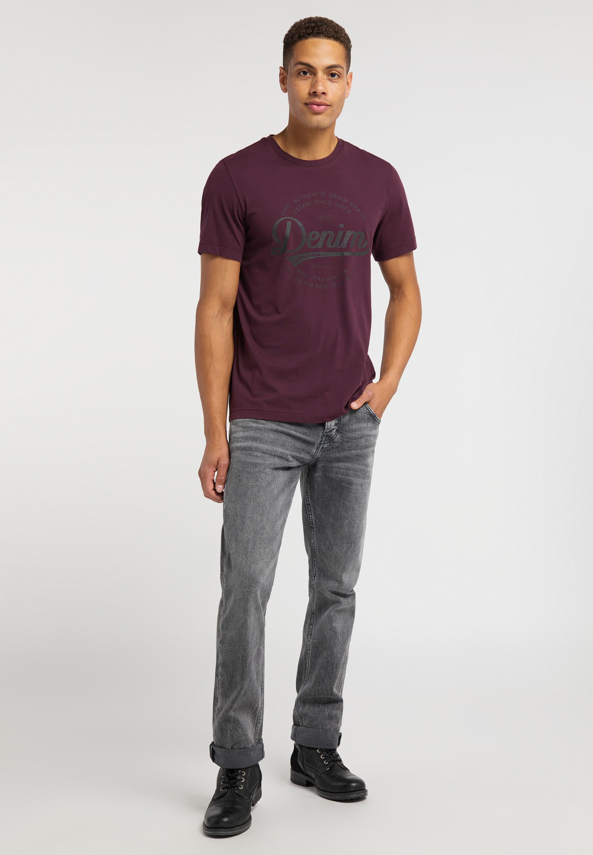 T Shirt aus reiner Baumwolle