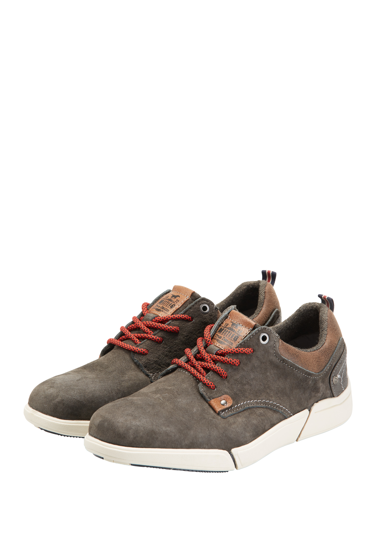 4e6a09cdf08393 Schuh Leder-Sneaker. sale