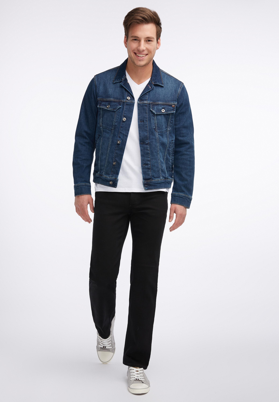 kostenloser Versand beliebt kaufen Ausverkauf Ikonische Jeansjacke New York